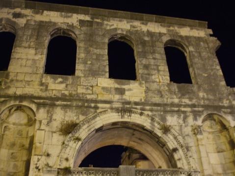 Entrada Palacio Diocleciano