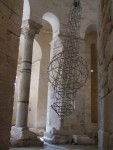 Péndulo en la Iglesia de San Donato
