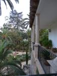 Vistas desde la casa de los Jardines de Alfabia