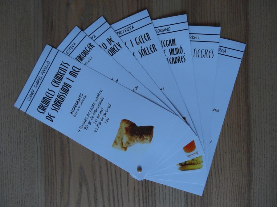 Recetas de Gastro tast