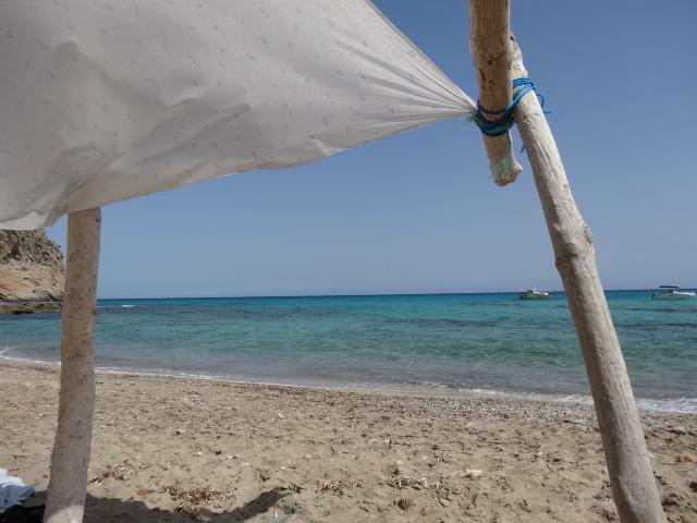 Relax en la playa de S'Arenalet