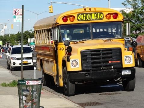 Autobús escolar Ny