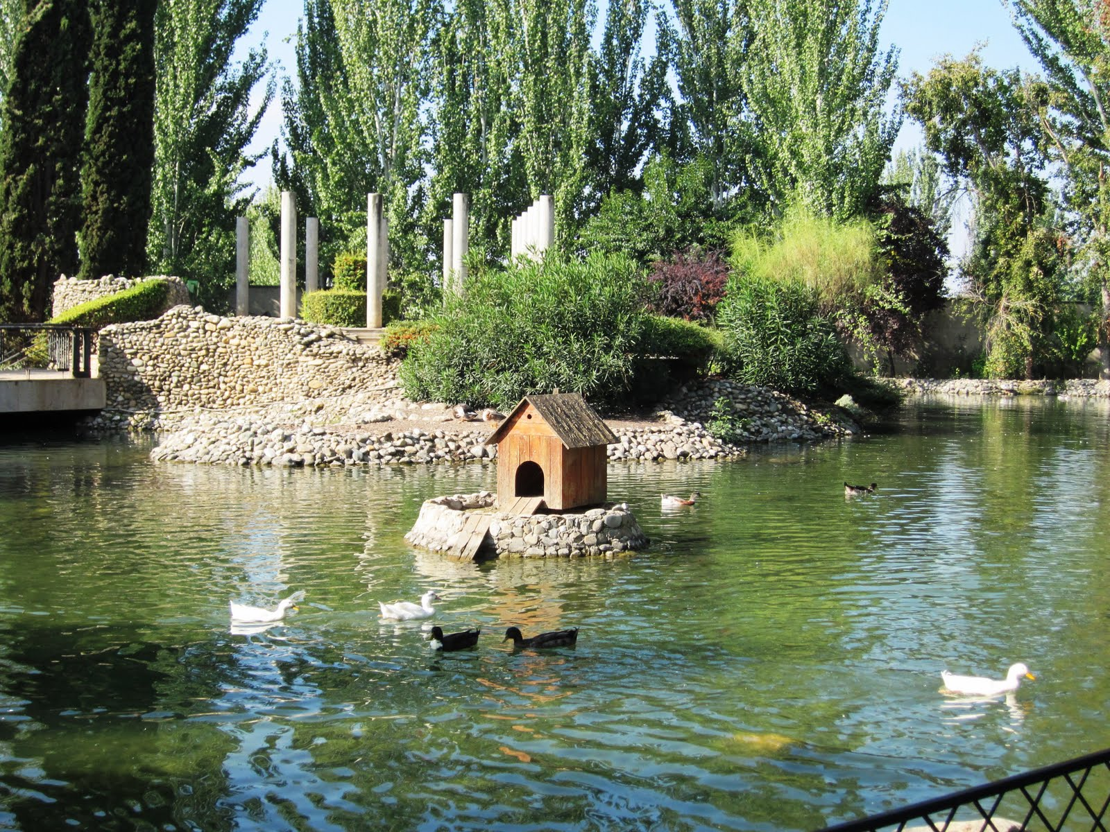 Parque Federico Garcia Lorca Viajes Eventos
