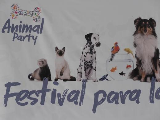 Cartel de la Animal Party