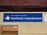 Puedes seguir a los apartamentos Cas Saboner en FB