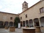 Claustro del Convento de Santa Domingo en Pollença