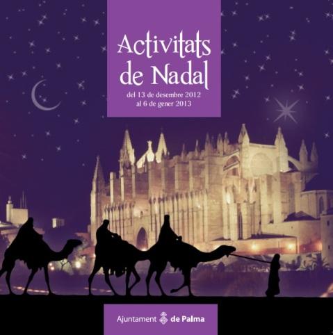 Programa de actividades del Ayuntamiento de Palma