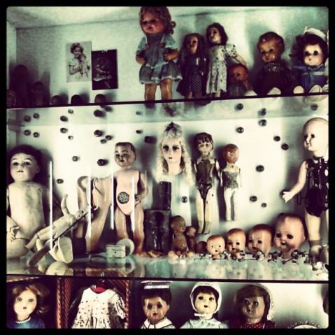 Muñecas y recambios