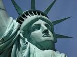 Detalle cara Estatua de la Libertad