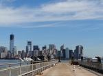 Muelle Liberty Island