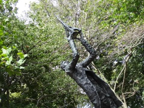 Estatua de Gustave Eiffel