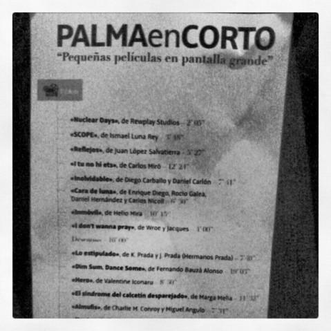 Programa PalmaenCorto