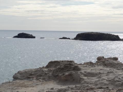 Vistas de la Isleta del Moro