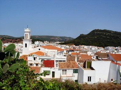Pueblo de Ferreries Foto: www.menorcaweb.com/