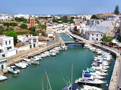 Puerto de Ciudadela