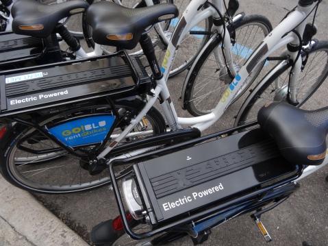 Baterías bicicletas eléctricas