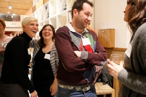 VirBox, Click Mallorca, Marita y yo de charlas y risa Foto de Cati Cladera
