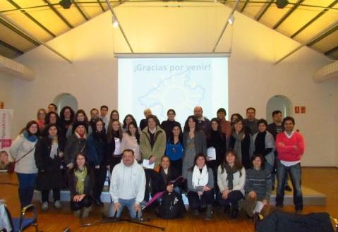 Asistentes a las charlas en Palma Activa foto de : Cati Cladera