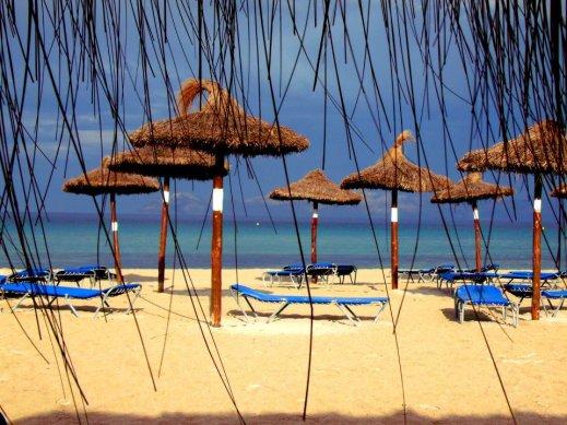 Playa de Alcudia, Foto Boliche Bar