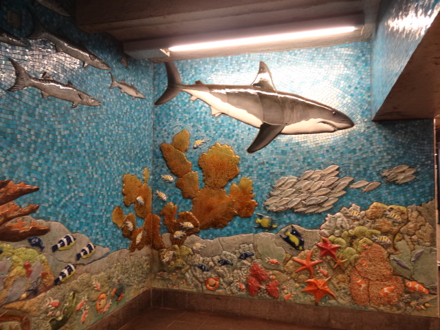 Parada de metro del Museo de Historia Natural de Nueva York