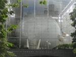Fachada lateral derecha del Museo de Historia Natural de Nueva York