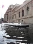 Entrada al Museo Metropolitan de NY