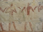 Detalle relieves egipcios