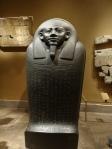 Detalle sarcófago en el Metropolitan