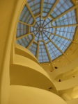 Plantas y cúpula del Guggenheim NY