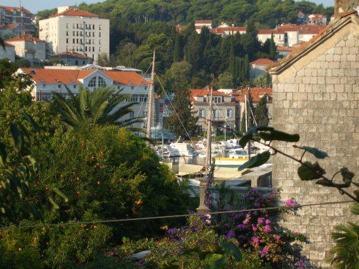 Vistas desde nuestra habitación Bokum, Dubrovnik