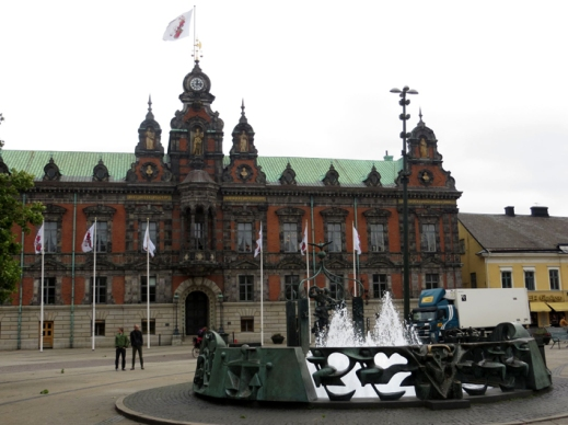 Ayuntamiento de Malmö