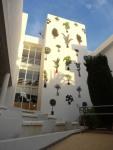 Obra de Edif en el Hotel Ponent de Ma